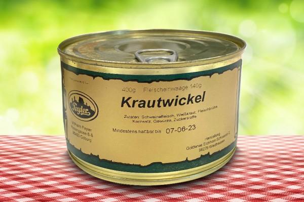 Oma's Krautwickel