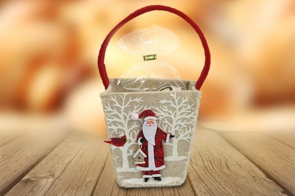 Süßer Gruß vom Weihnachtsmann