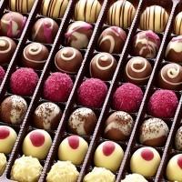 "Schokoladen Trüffelmischung Feyler Selection ""16 Stück"