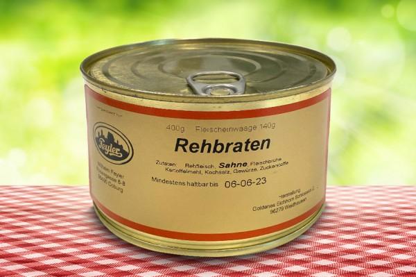 Rehbraten
