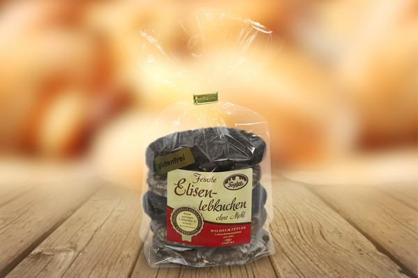 Elisenlebkuchen glutenfrei ohne Mehl