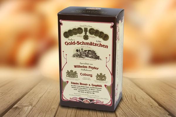 Goldschmätzchen Packung