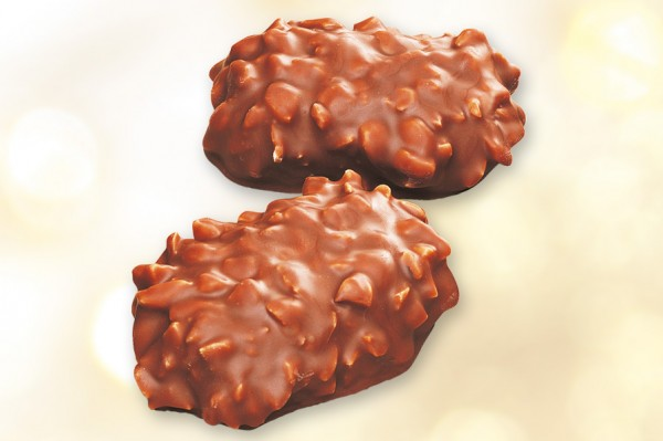 Nussprinten mit Vollmilchschokolade 500g