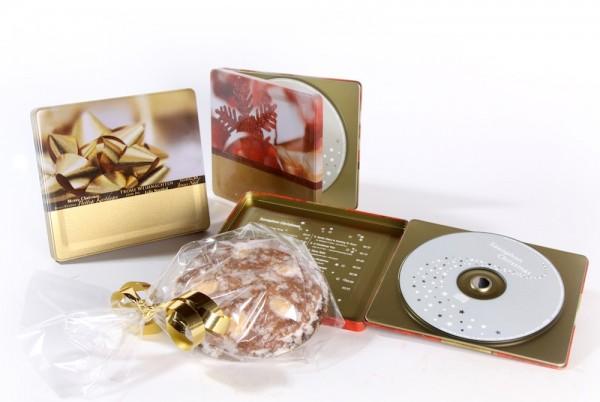 CD Moments of Christmas mit Elisenlebkuchen