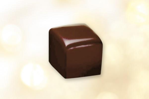 Lebkuchenwürfel mit Zartbitterschokolade 500g
